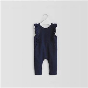 Other - Toddler Girl Jumpsuit - NAVY